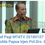 Kapolda Papua