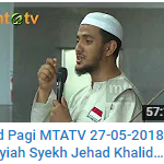 tausyiah syekh jehad kholid